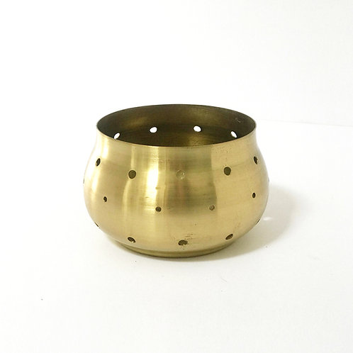 Handmade Brass Tea Light