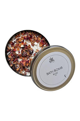 Rose Bath Bomb Box
