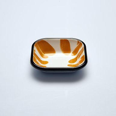 BIRAZ RENK Yellow Meze Plate