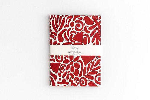 JURNAL RED Notebook