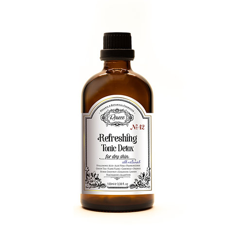 Refreshing Tonic / Detox / All Skin Types N°42