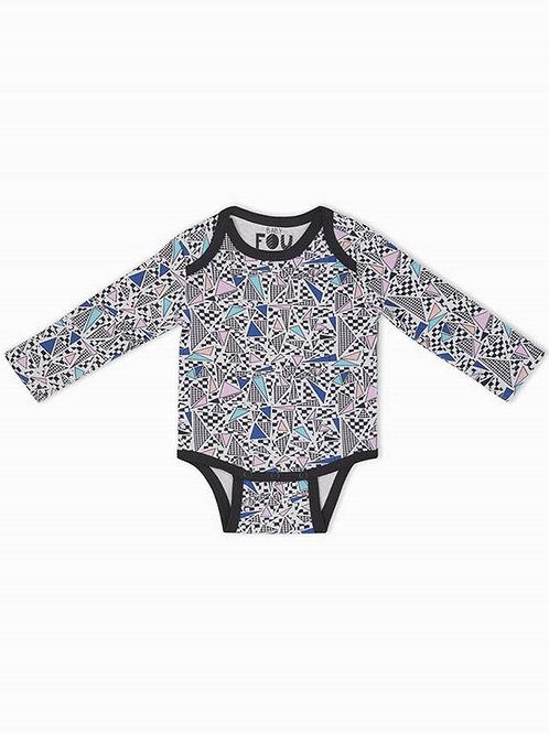 MEMPSIDE Long-Sleeved Bodysuit