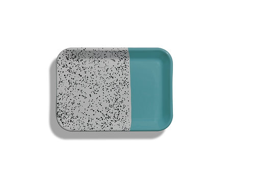 Mind Pop Turquoise Tray