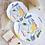 Thumbnail: WOMEN Melamine Plates Set of 4