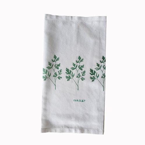PARSLEY Tea Towel