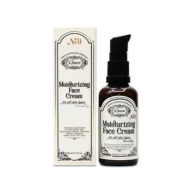 Moisturizing Face Cream/For All Skin Types N°09