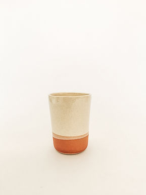 PEACH Ceramic Cup