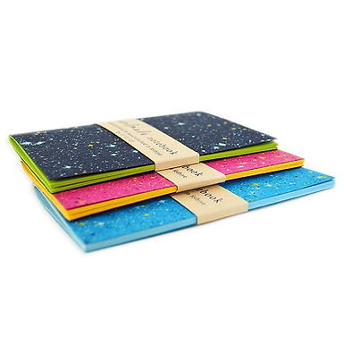 STARBUST Handmade Notebook