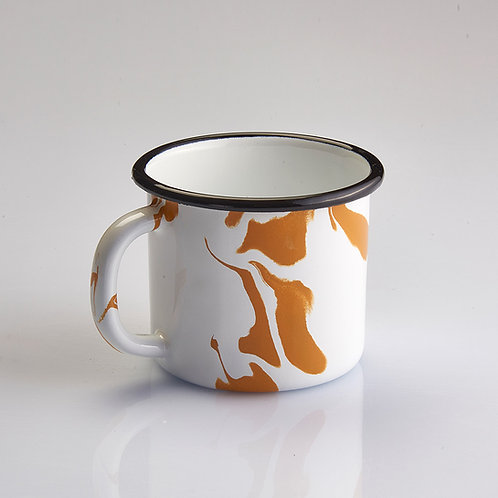 A LITTLE COLOR Yellow Mug