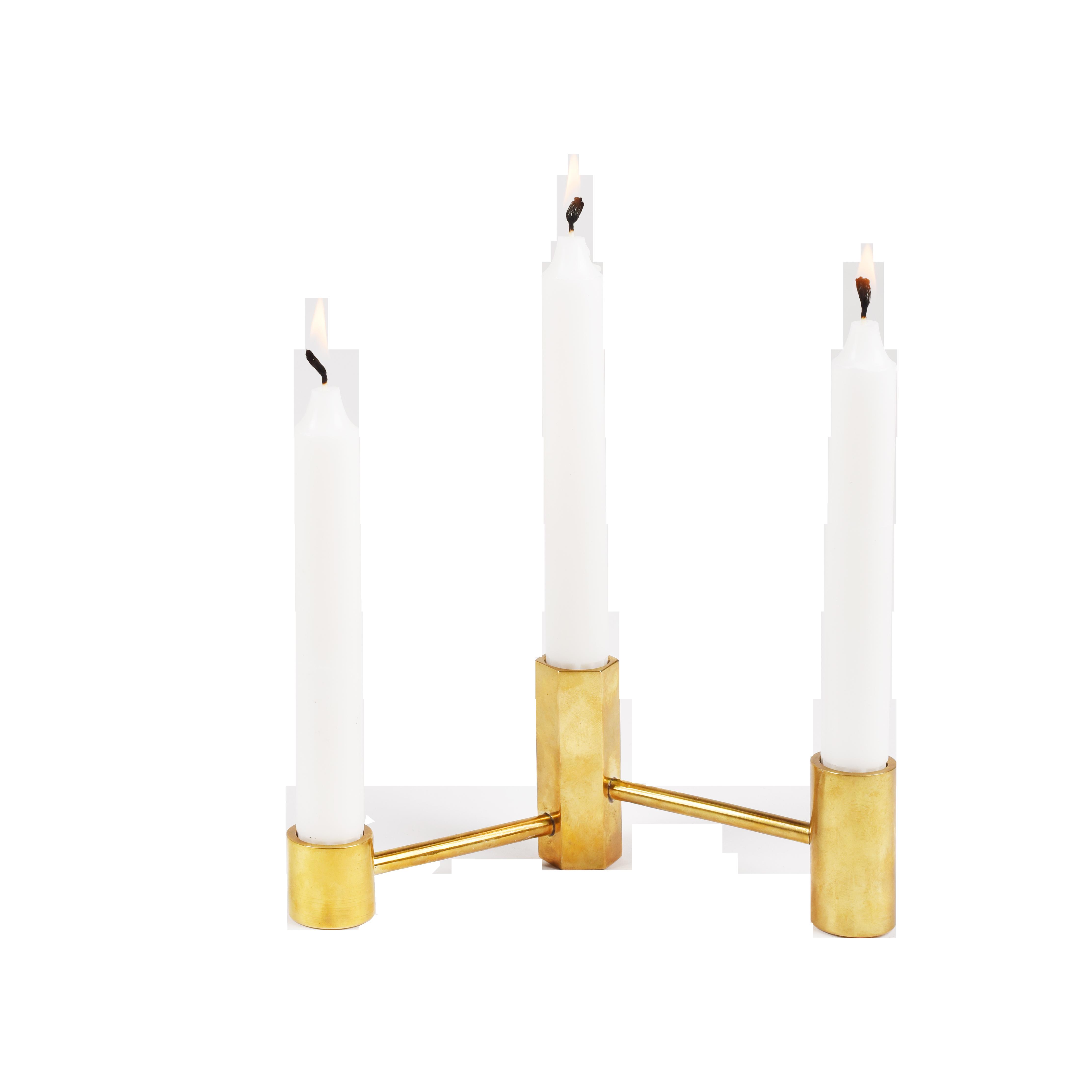 candleholder-brass