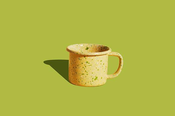 FLOW FEST Yellow Mug
