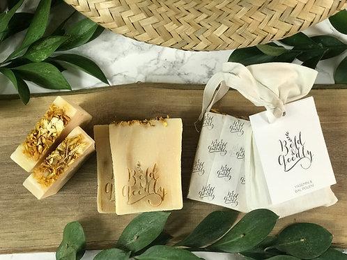 Jasmine & Honey Pollen Soap