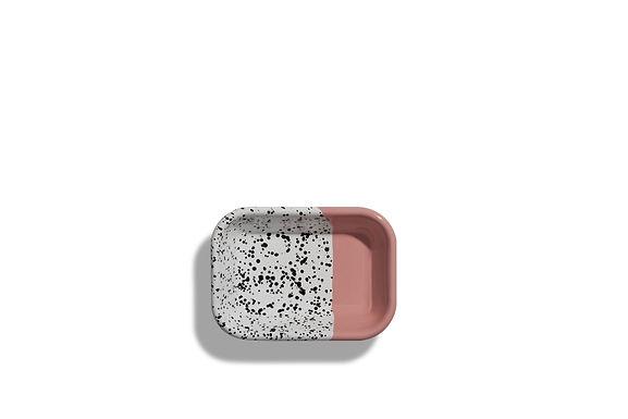 Mind Pop Pink Small Meze Plate
