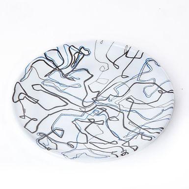 SKY Melamine Plates Set of 4