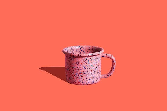 FLOW FEST Pink Mug