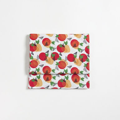 APPLE Baby Burp Cloth