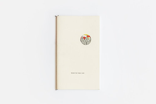MAY STARS BE YOUR GUIDE Notebook