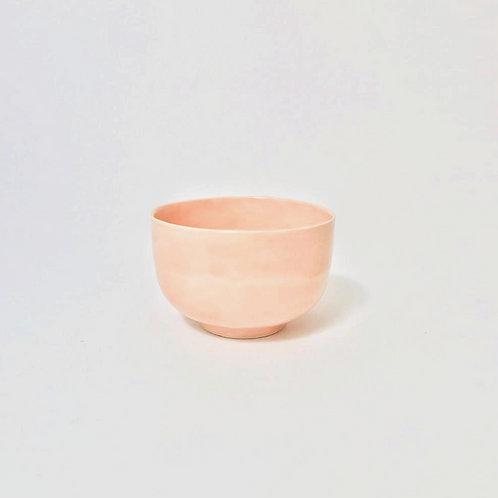 PASTEL PLANET Ceramic Pink Bowl