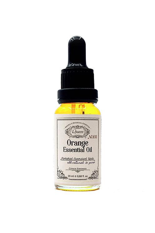 Orange Essential Oil N°103