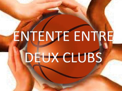 ENTENTE ENTRE DEUX CLUBS