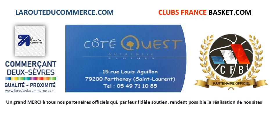 CÔTE OUEST - PARTHENAY
