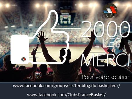 2000 fans dans notre .....votre groupe CFB !