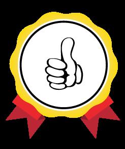 Enseigne 100% RECONNUE Satisfaction Client