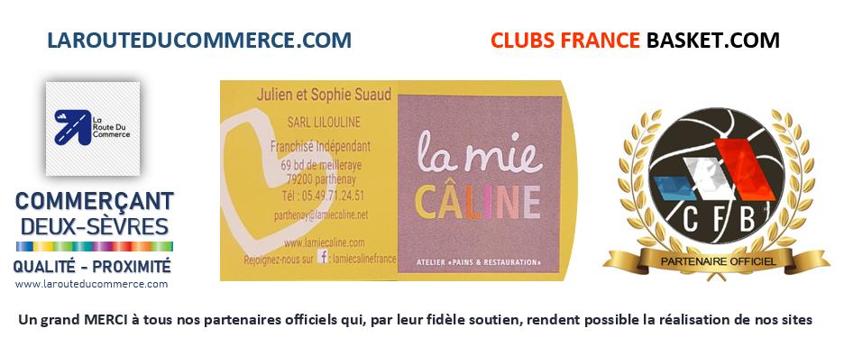 LA MIE CALINE PARTHENAY