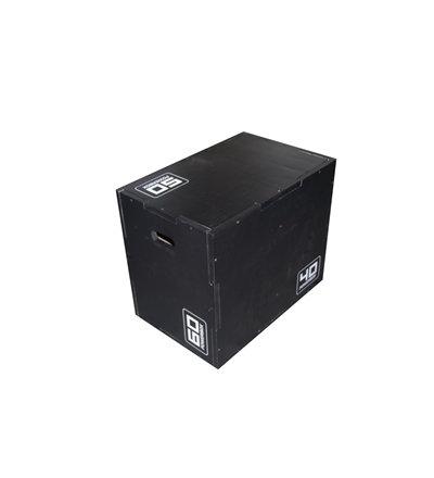 קופסת עץ פליומטרית
