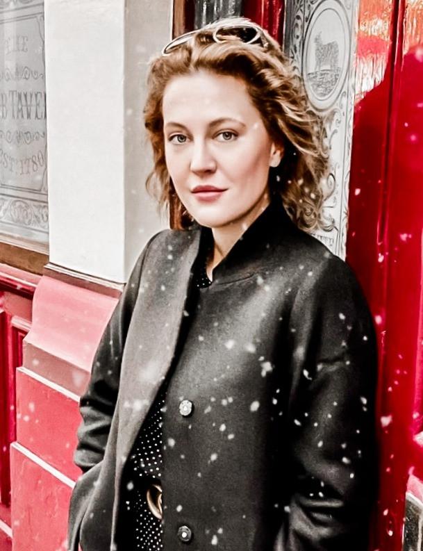 Danish serial entrepreneur and actress Liv Hansen