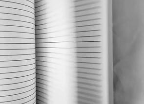 minimalistnotebook.com monochromatic // minimalist notebook design.
