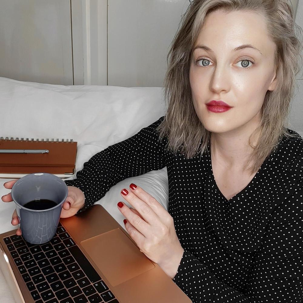Serial entrepreneur and actress Liv Hansen