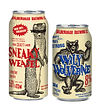 Balderdash Brewing Co. products Sneaky Weasel and Wily Wolverine