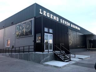 Maintenance Millwright, Legend 7 Brewing, Calgary AB