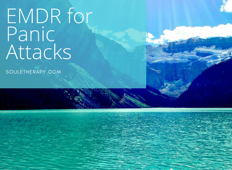 Calming the Brain & Body: EMDR therapy for panic attacks