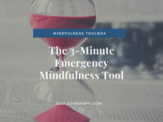 Emergency Mindfulness: Here's How to Calm Your Mind in 3 Minutes