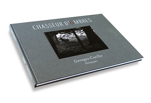 """Livre photo d'art """"Chasseur d'Ombres"""""""
