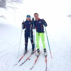 Beth - British Nordic Development Squad