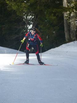 Beth Cross-Country Ski-ing