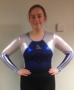 Grace Ready For Competition