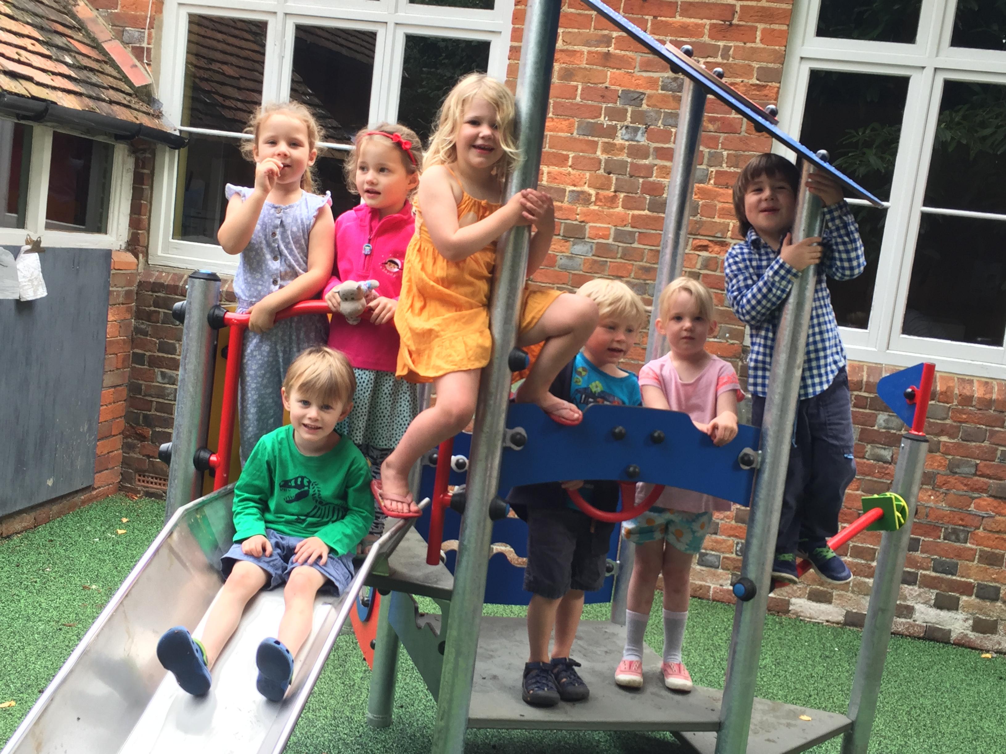 Blewbury Pre-School Playgroup