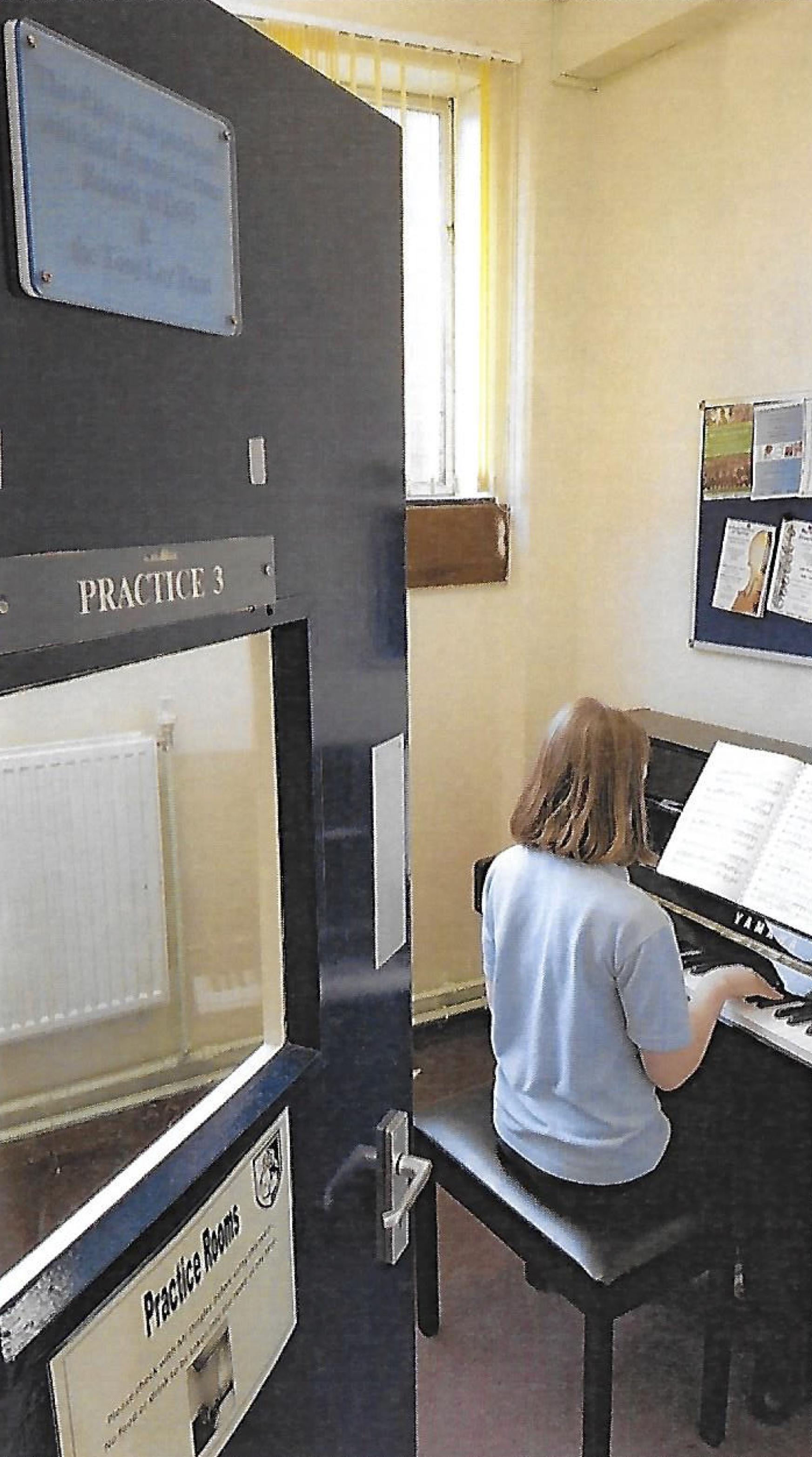 DGS Practice Room