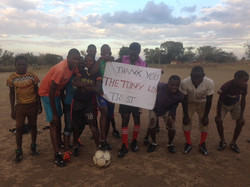 Thank you from Malawi