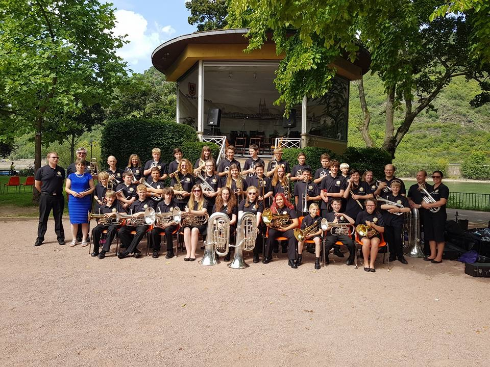 Blewbury Youth Band - Germany