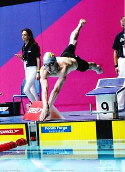 Harry - National Swimmer