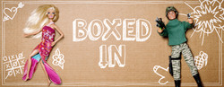 Boxed In - Portmanteau
