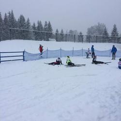 Beth - Cross-Country Ski-ing Training