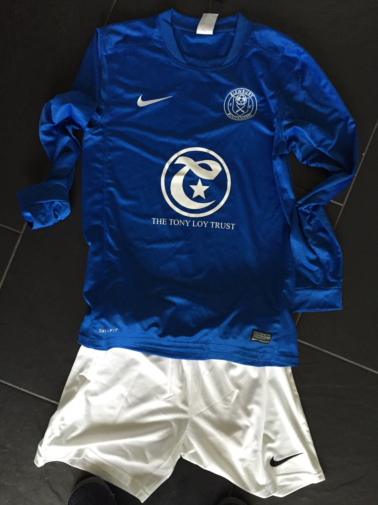 Blewbury Buccaneers Strip