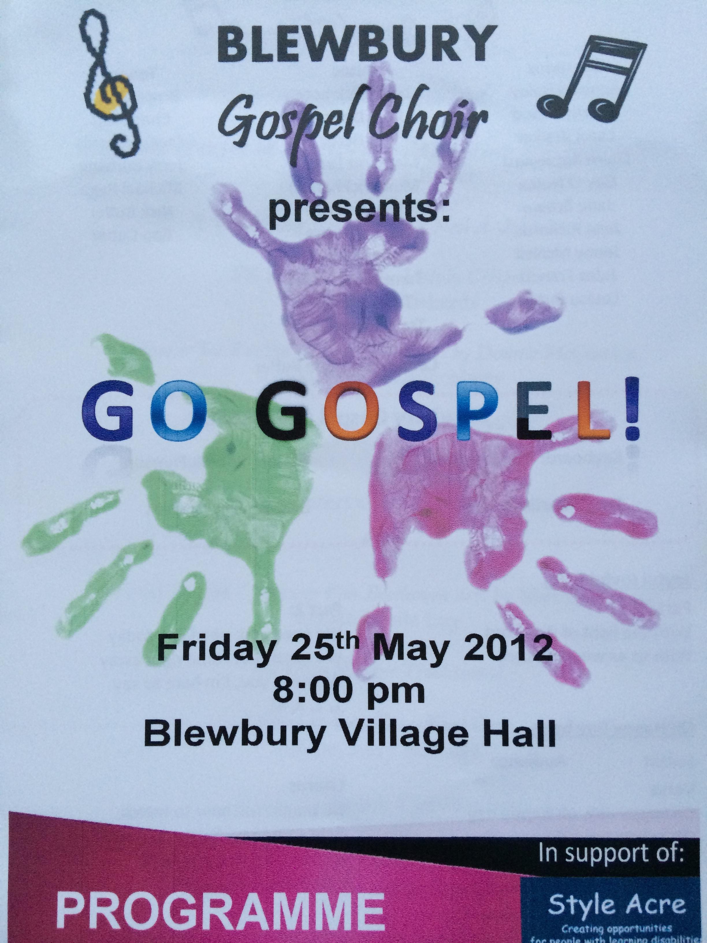 Go Gospel Programme
