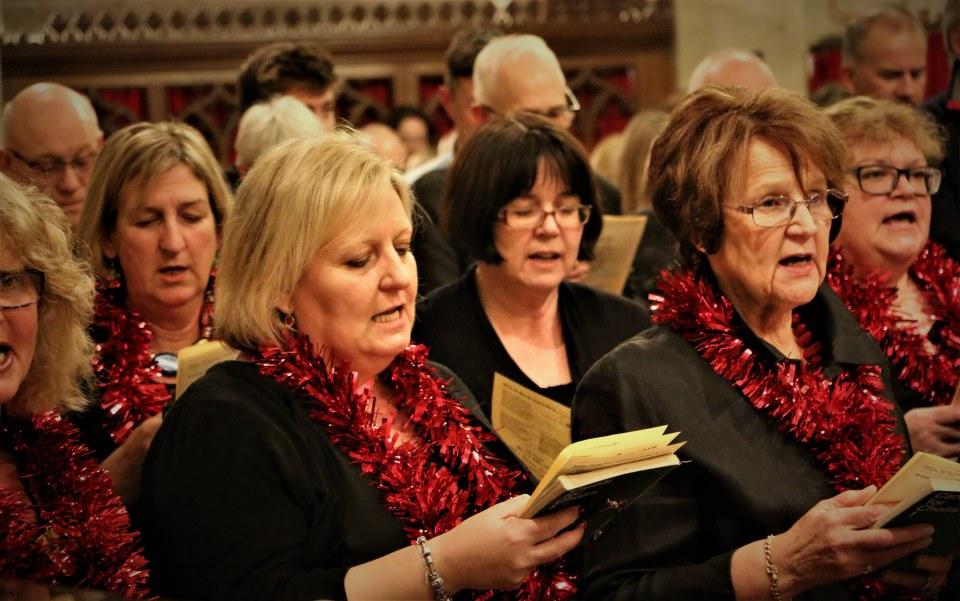 Blewbury Carol Concert 2016 (2)
